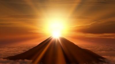 富士山日の出-e1419578626802